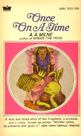 Image result for once on a time aa milne