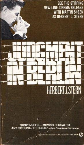 9780451155665: Judgement in Berlin