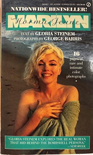 9780451155962: Marilyn: Norma Jeane