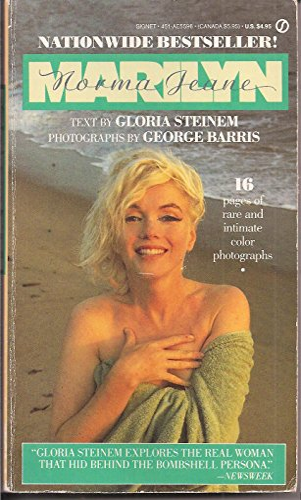 9780451155962: Steinem Gloria : Marilyn: Norma Jeane (Signet)
