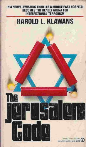 The Jerusalem Code (9780451155993) by Harold L. Klawans
