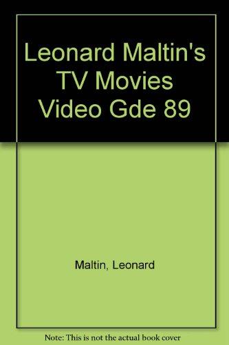 Leonard Maltin's TV Movies and Video Guide: Leonard Maltin