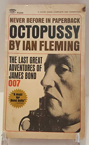 9780451156242: Octopussy: The Last Great Adventures of James Bond 007