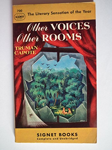 9780451156402: Capote Truman : Other Voices, Other Rooms (Signet)