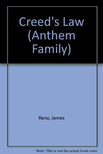 9780451156648: Creed's Law (Anthem Family)