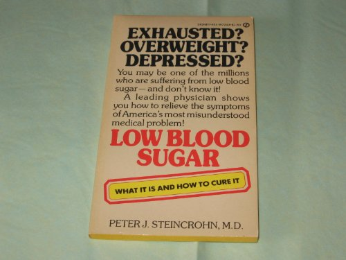 9780451156952: Low Blood Sugar