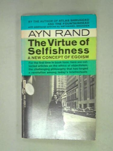 9780451156990: The Virtue of Selfishness (Signet)