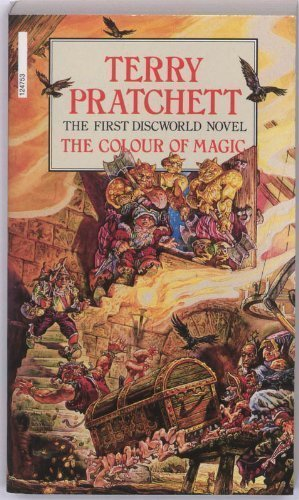 9780451157058: Pratchett Terry : Colour of Magic (Signet)
