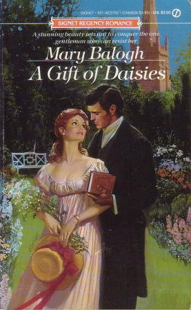 A Gift of Daisies: Balogh, Mary