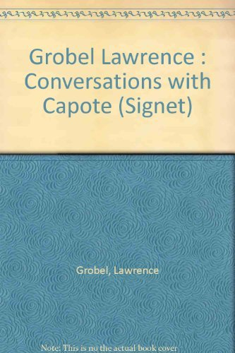 9780451157966: Conversations with Capote