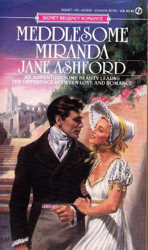 Meddlesome Miranda (Signet): Jane Ashford