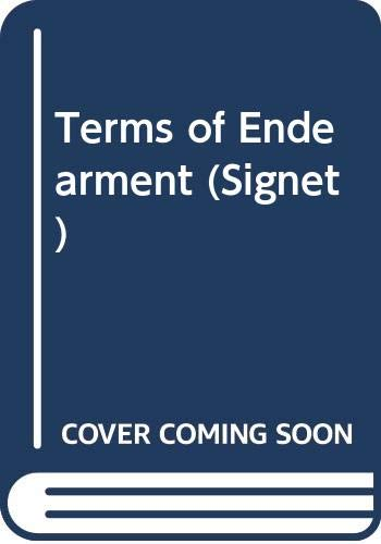 Terms of Endearment (Signet) (0451158172) by McMurtry, Larry