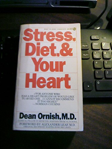 9780451158536: Stress, Diet and Your Heart (Signet)