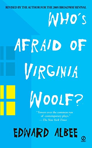 Who's Afraid of Virginia Woolf ?: ALBEE, EDWARD