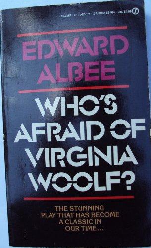 Who's Afraid of Virginia Woolf ?: ALBEE, EDWARD
