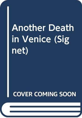 9780451158840: Hill Reginald : Another Death in Venice (Signet)