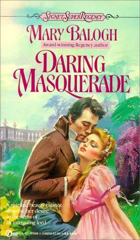 9780451158864: Daring Masquerade (Signet)