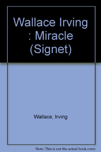 9780451158963: Miracle (Signet)
