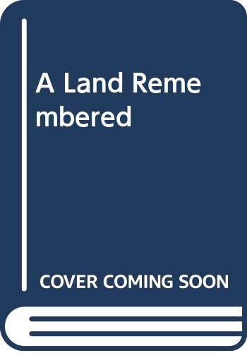 9780451158970: A Land Remembered (Signet)