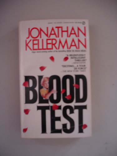 9780451159298: Blood Test