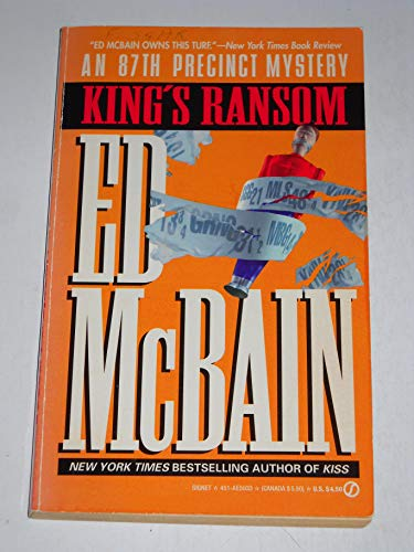 9780451159335: King's Ransom: An 87th Precinct Mystery