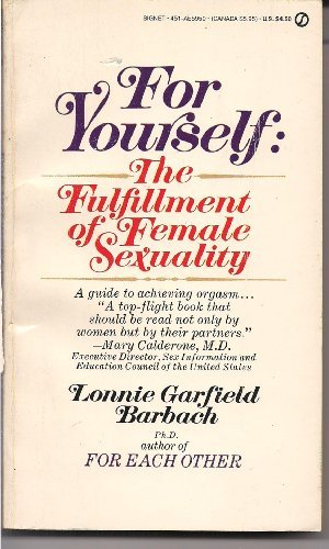 9780451159502: For Yourself: The Fulfillment of Female Sexuality (Signet)