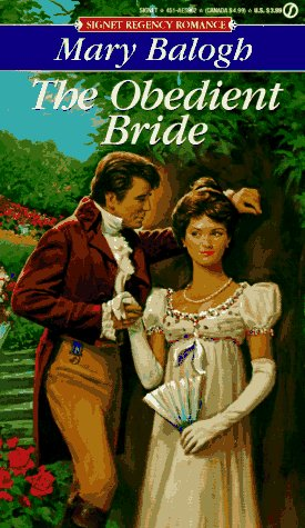 9780451159625: The Obedient Bride (Signet Regency Romance)