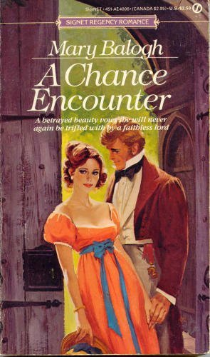 9780451159663: A Chance Encounter (Signet)