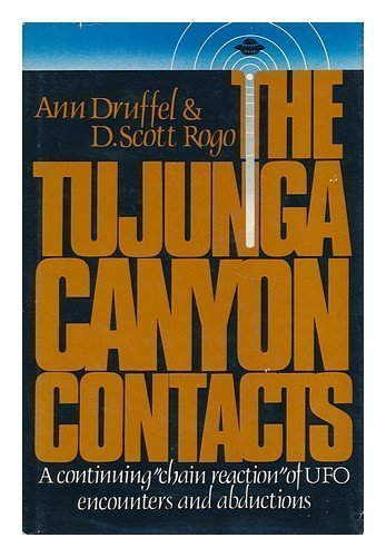9780451159687: The Tujunga Canyon Contacts (Signet)