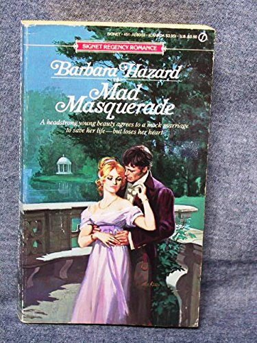 9780451160034: Mad Masquerade (Signet Regency Romance)