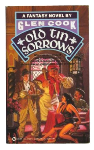 9780451160133: Old Tin Sorrows (Garrett Files, Bk. 4)