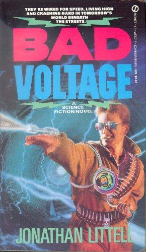 9780451160140: Bad Voltage: A Fantasy in 4/4