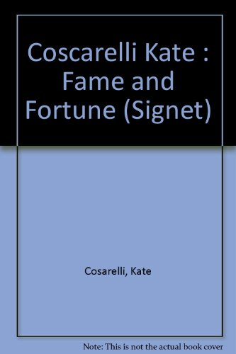 9780451160294: Fame and Fortune (Signet)