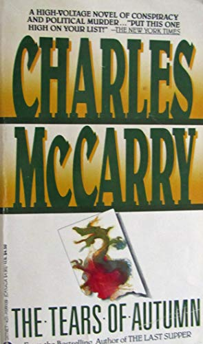 9780451160393: Mccarry Charles : Tears of Autumn (Signet)