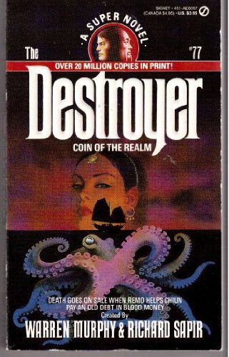 9780451160577: Coin of the Realm (The Destroyer, No. 77)
