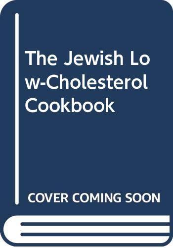 9780451161239: The Jewish Low-Cholesterol Cookbook
