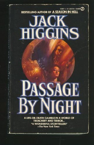 9780451161284: Passage by Night