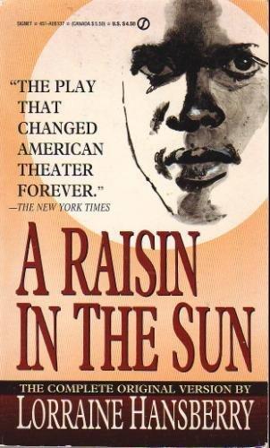 9780451161376: Hansberry Lorraine : Raisin in the Sun (Signet)