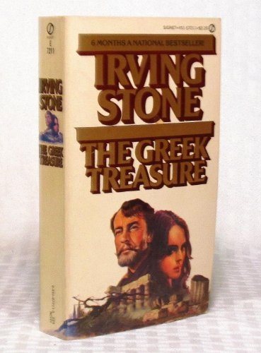 9780451161734: The Greek Treasure