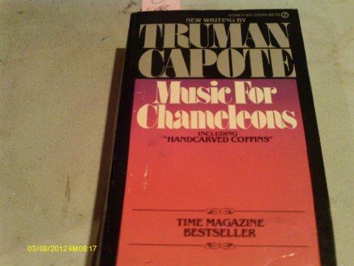 9780451161802: Music for Chameleons