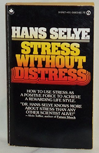 9780451161925: Stress Without Distress