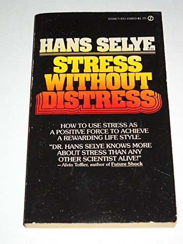 9780451161925: Stress without Distress (Signet)