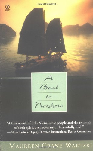 9780451162854: A Boat to Nowhere (Signet Books)