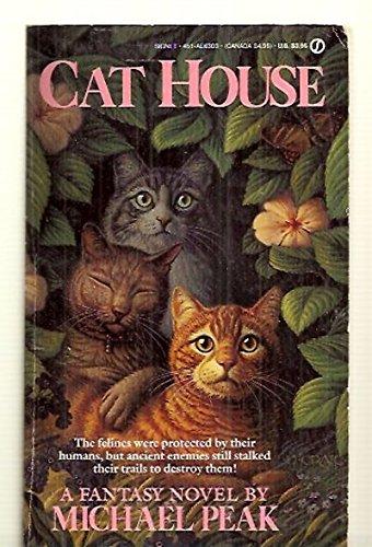 9780451163035: Cat House (Signet)