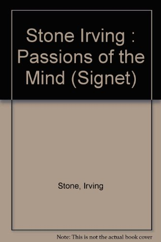 9780451163073: Stone Irving : Passions of the Mind (Signet)