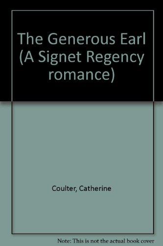 9780451163356: The Generous Earl (A Signet Regency romance)