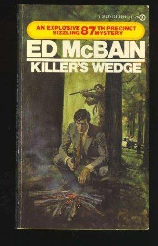 9780451163363: Mcbain Ed : Killer'S Wedge (Signet)