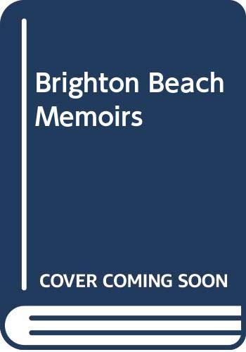 9780451163448: Brighton Beach Memoirs (Signet)