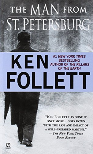 The Man from St. Petersburg (Signet): Follett, Ken