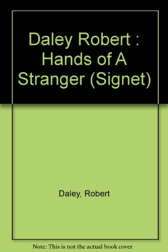 9780451163769: Hands of a Stranger (Signet)